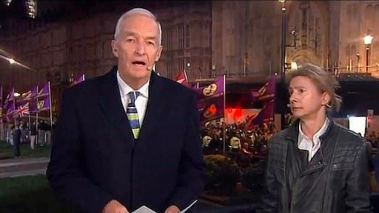 Ofcom investigating 'white people' remark by Channel 4 News presenter Jon Snow
