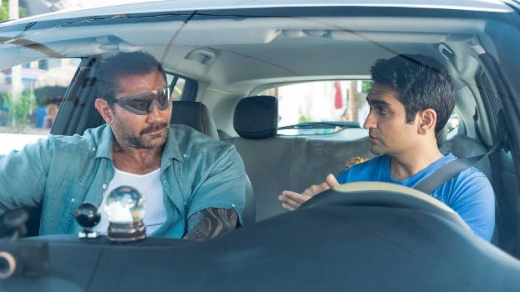 #TRAILERCHEST: Stuber takes Dave Bautista on a wild and hilarious ride