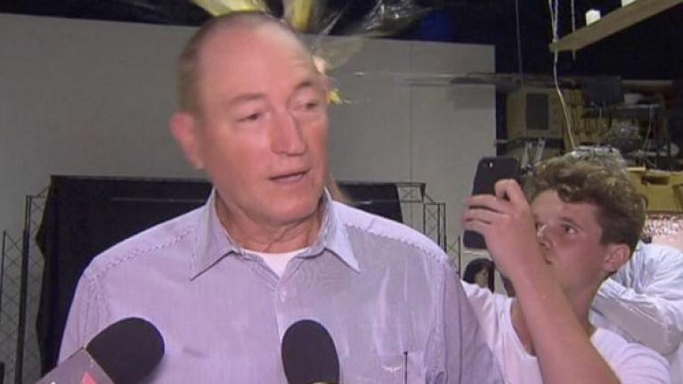 """""""Egg Boy"""" won't face charges for breaking egg on Australian Senator"""
