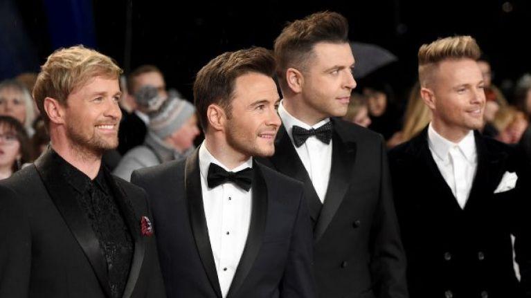 One of Westlife's Croke Park gigs will be screened live in cinemas