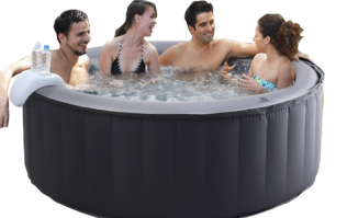Lidl is selling a four-person hot tub for a pretty reasonable price