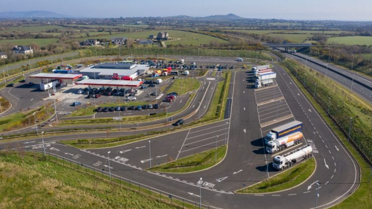 Circle K's largest ever 24-hour service station is open for business near Gorey