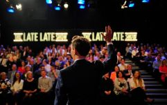 Here are the line-ups for the Late Late Show and Graham Norton Show tonight