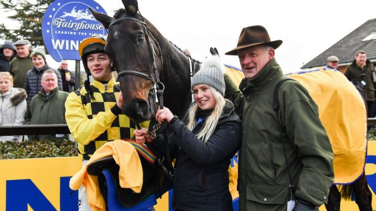 Everything you need to know for day one of the Fairyhouse Easter Festival