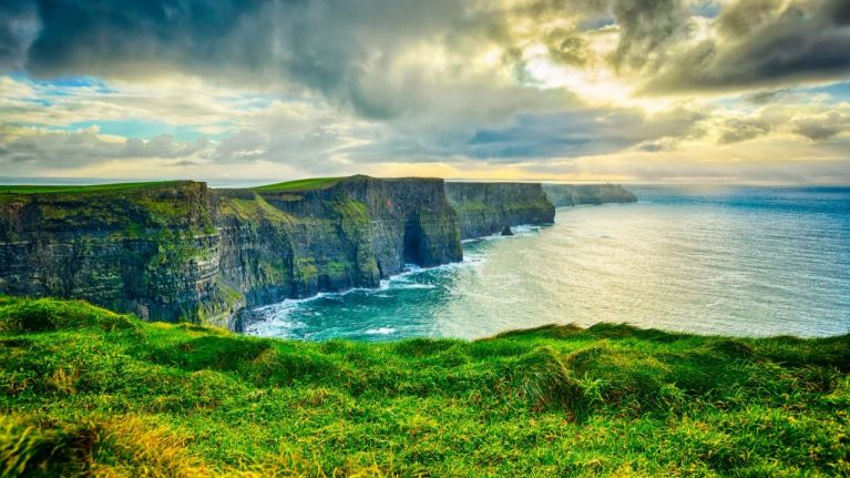 What to expect from hiking along the iconic Cliffs of Moher