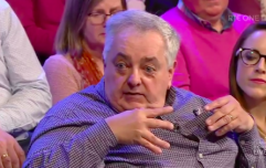 WATCH: Irish Parkinson's patient demonstrates the dramatic effects of deep brain stimulation
