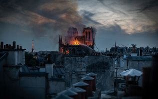 Hundreds of millions of euro raised already to restore Notre Dame cathedral