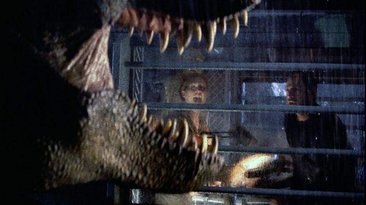 The original Jurassic Park Trilogy has been added to Netflix