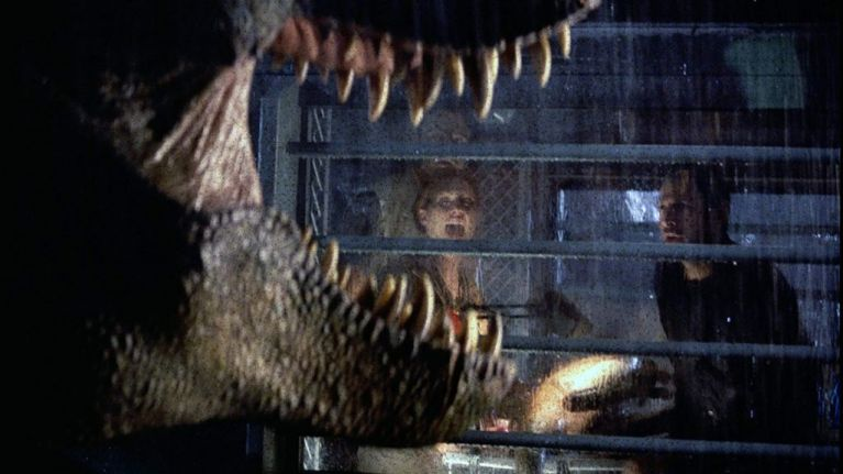The original Jurassic Park Trilogy has been added to Netflix