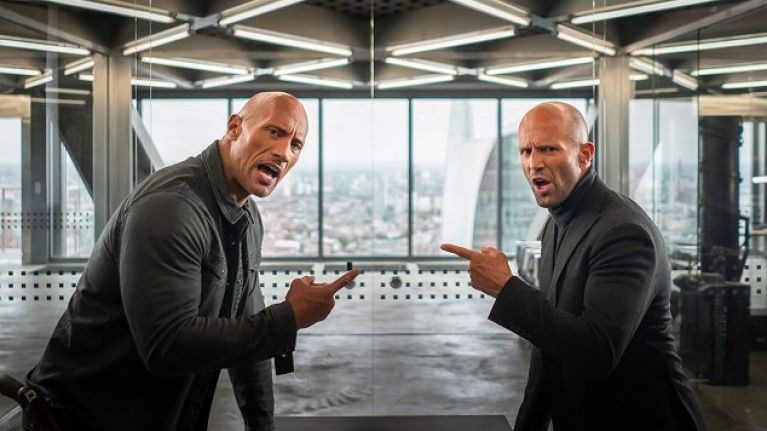 #TRAILERCHEST: Yep, Hobbs & Shaw is going to be the most ridiculous film of 2019