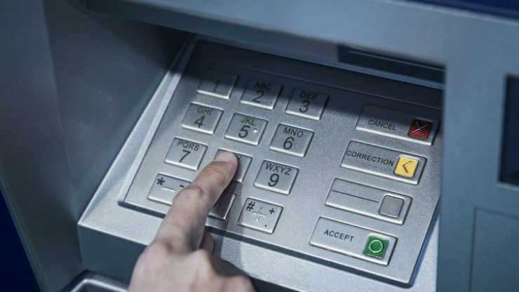Police recover ATM that was stolen in Antrim