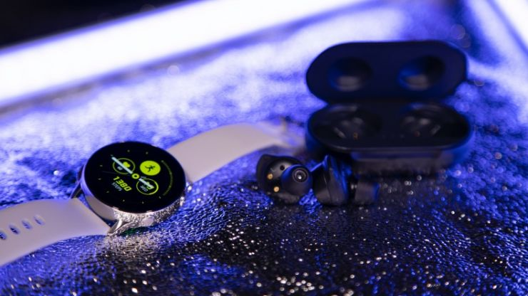 The Samsung Galaxy Buds and Galaxy Watch Active – 2019's must have accessories