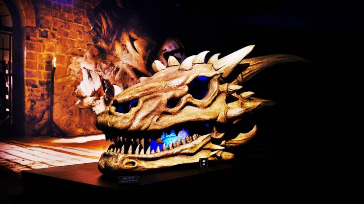 Belfast's new Game of Thrones exhibition is like walking through the Seven Kingdoms