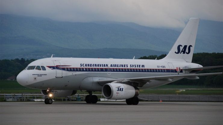 SAS flight accidentally lands in wrong city in Italy