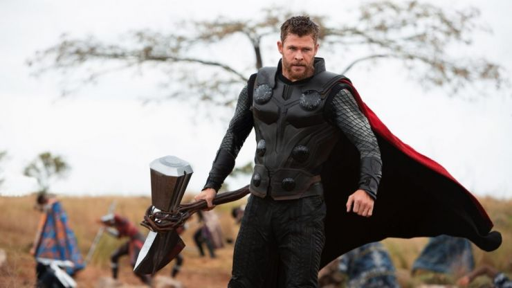 EXCLUSIVE: Chris Hemsworth talks about the big changes for Thor in Avengers: Endgame