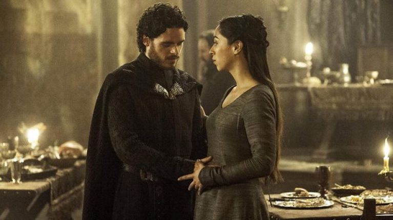 Game Of Thrones Red Wedding.There S A Scene As Brutal As The Red Wedding In Game Of Thrones