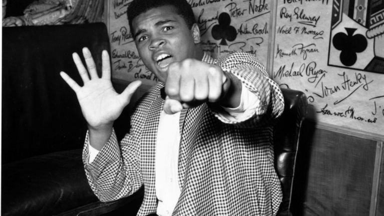 WATCH: The new trailer for HBO's Muhammad Ali documentary looks epic