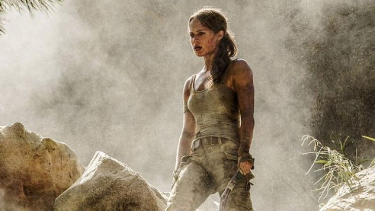 Despite not being very good, Tomb Raider is getting a sequel