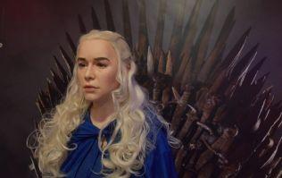 PIC: New waxwork of Daenerys Targaryen unveiled in Dublin