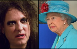 WATCH: Robert Smith's withering putdown of the British monarchy is essential viewing