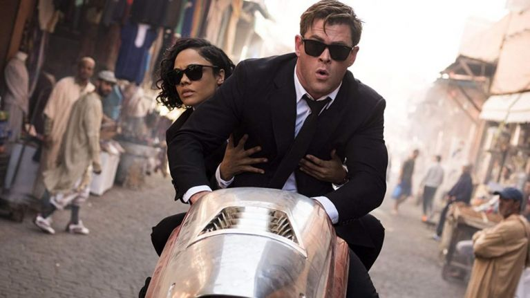 #TRAILERCHEST: We get our first look at the creepy bad guys in the new Men In Black: International trailer