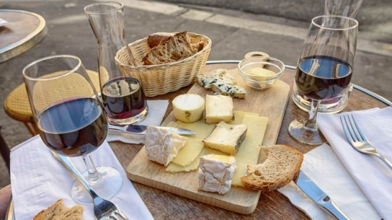 There is a wine and cheese festival coming to Dublin this summer