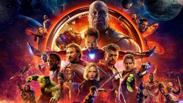 Someone has created the ultimate timeline of every single scene from every Marvel film in order