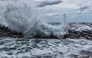 Flights cancelled, bus and rail services affected by Storm Hannah