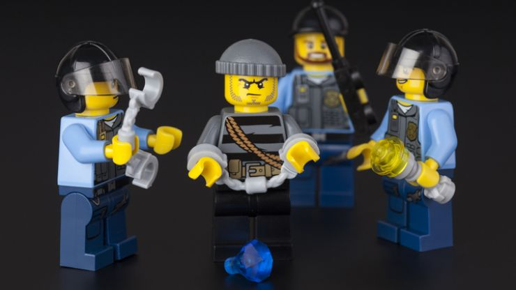 Chinese police bust counterfeit Lego ring worth over €26 million