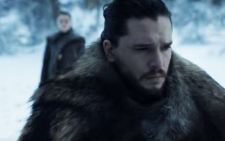 George RR Martin planned Jon and Arya romance in Game of Thrones