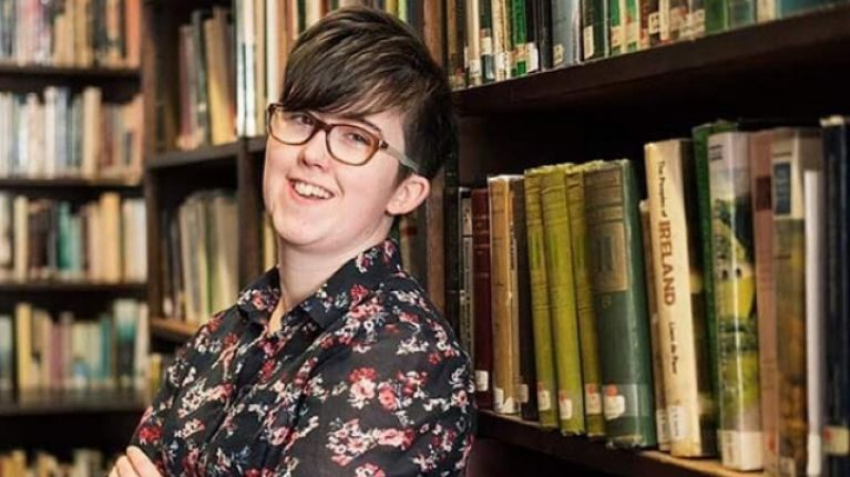 Man arrested by police investigating the death of Lyra McKee