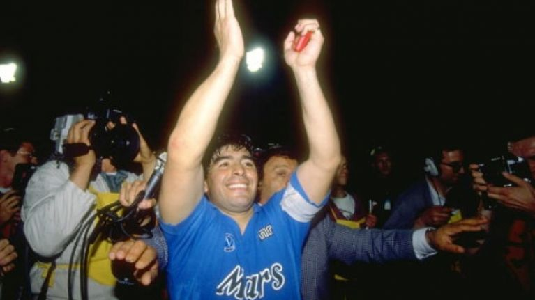 #TRAILERCHEST: First look at the new documentary on Maradona from the director of Senna