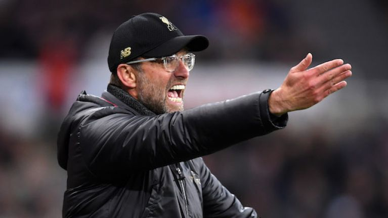 """""""I have one criticism of Jurgen Klopp..."""" - was this a fair assessment?"""