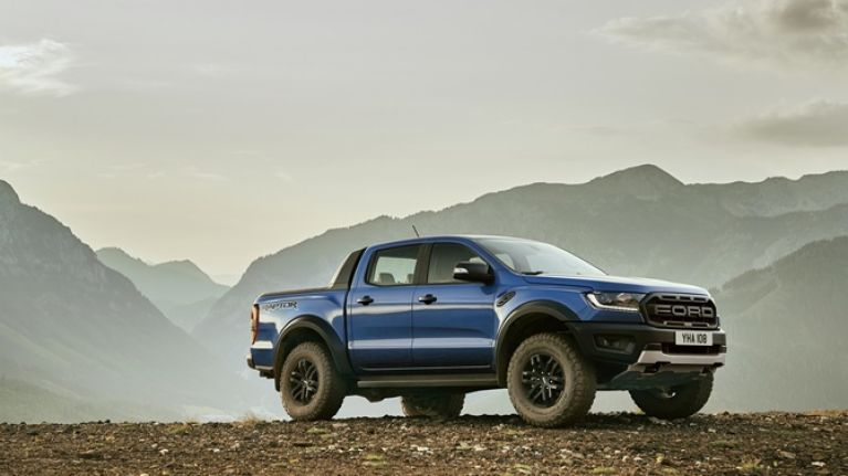 JOE goes off road in Morocco to drive the beast-like Ford Ranger Raptor