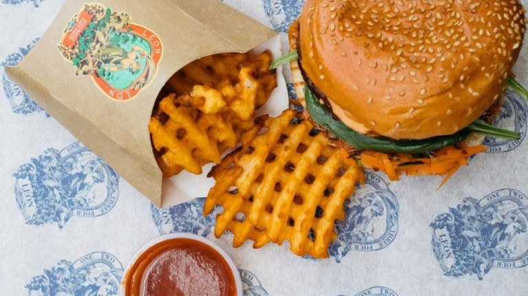 Healthy fast food restaurant LEON is giving away free lunch on its opening day in Dublin