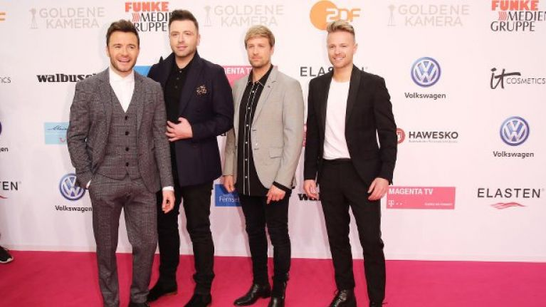 Westlife announce special guests for Croke Park shows
