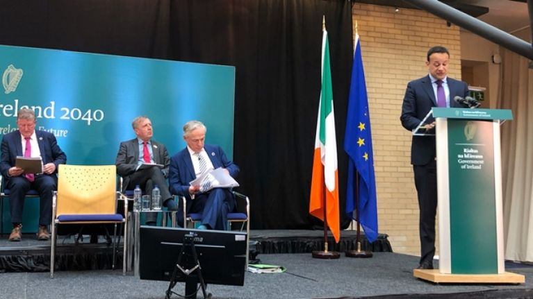 1.1 million people to benefit from €3 billion National Broadband Plan approved by Government