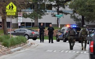 School shooting in the United States leaves one student dead and eight injured