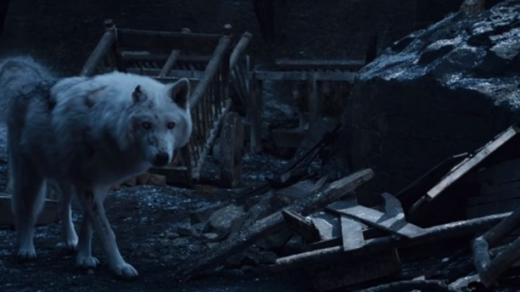 Game of Thrones director explains why Jon Snow didn't give Ghost a goodbye pet