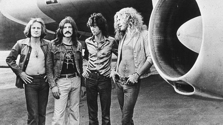 Led Zeppelin documentary to honour band's 50th anniversary