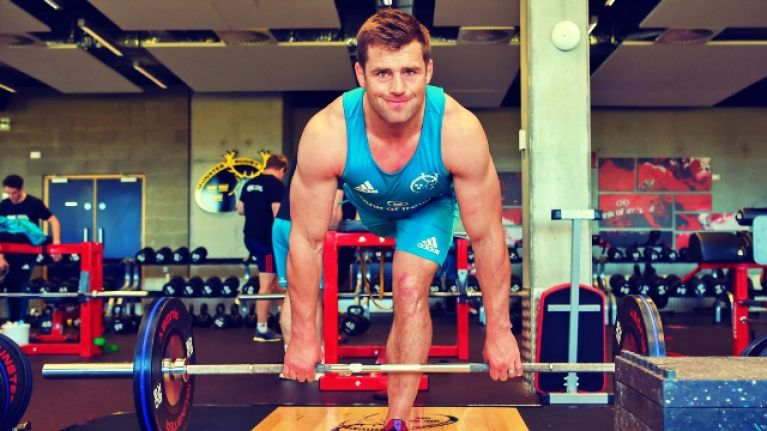 Gym exercises rugby stars swear by to increase explosive speed