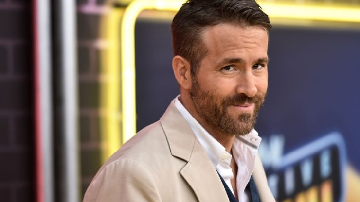 Five times that Ryan Reynolds proved he's a legend on and off the screen