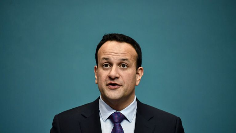 """Leo Varadkar apologises over """"sinning priest"""" comments"""