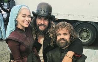 Emilia Clarke responds to Game of Thrones Starbucks cup error