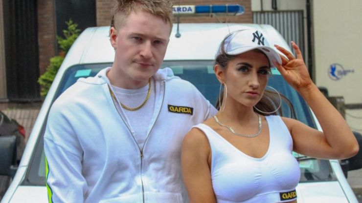 PICS: The new male and female Garda tracksuits will be a big hit this summer