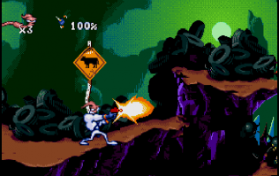 There is a new Earthworm Jim game on the way