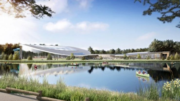 A peek at what to expect from Center Parcs - Ireland's most talked about holiday destination
