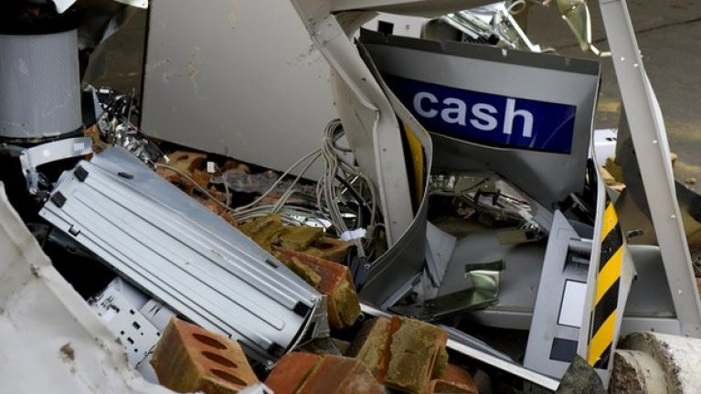 PSNI issue further warning regarding ATM thefts