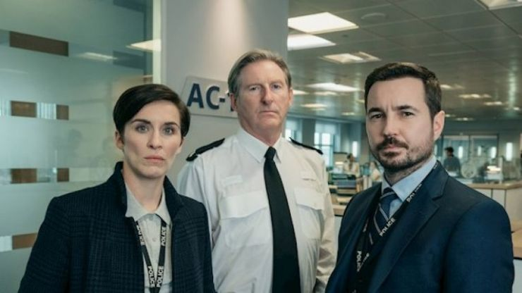 BBC reveals Season 6 of Line of Duty is coming later this month