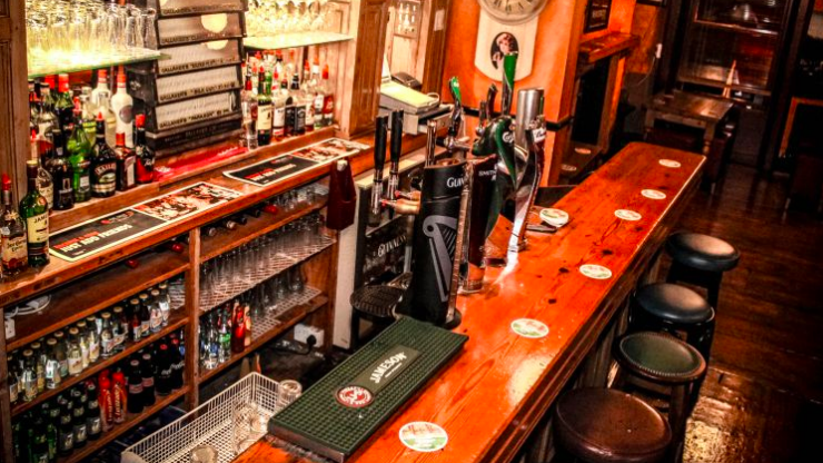 The best pubs and restaurants in Ireland have been revealed